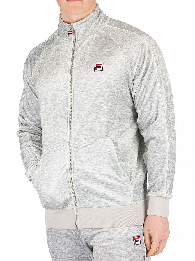 Fila Light Grey Marl Kurtis Jacket