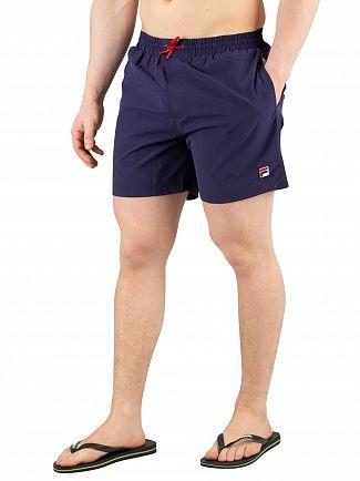 Fila Peacoat Martin Basic Swimshorts