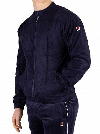 Fila Peacoat Terrinda Archive Track Jacket