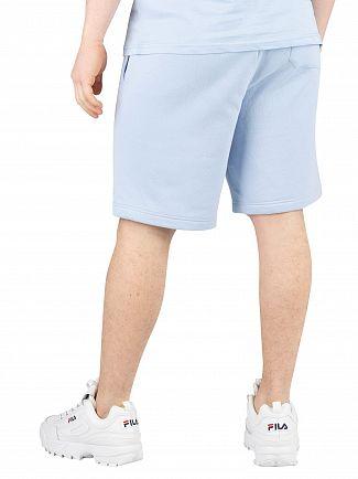 Fila Vintage Cashmere Blue Vico Fleece Sweatshorts