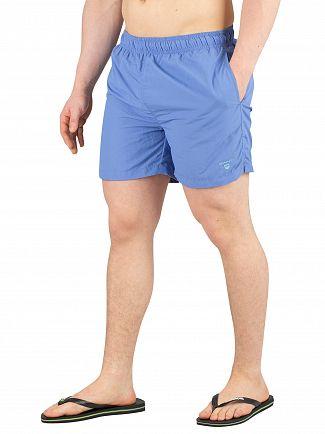 Gant Mid Blue Basic Swimshorts