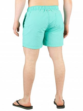 Gant Pool Green Basic Swimshorts