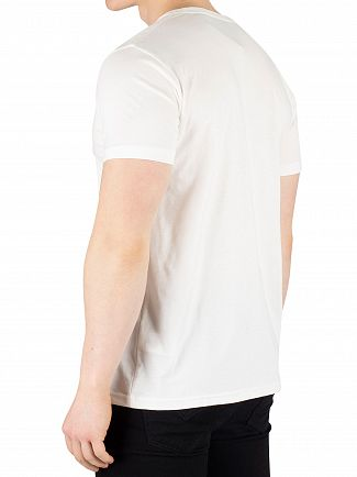 Gant Eggshell Shield Logo T-Shirt