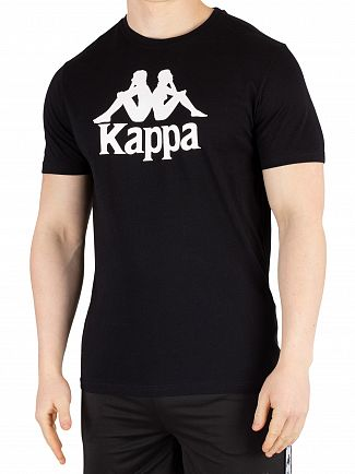 Kappa Black Authentic Estessi T-Shirt