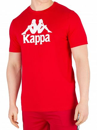Kappa Red Authentic Estessi T-Shirt