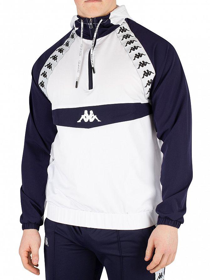 Kappa Marine/White Bakit Authentic Jacket