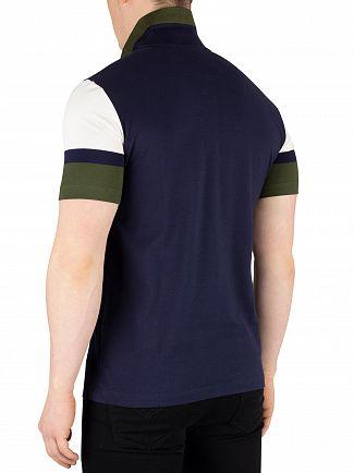 Lacoste Blue Marine Slim Fit Poloshirt