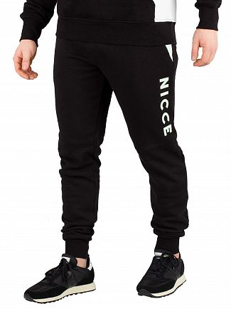 Nicce London Black/Mint Alta Joggers