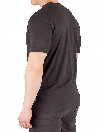 Nicce London Coal Chest Logo T-Shirt