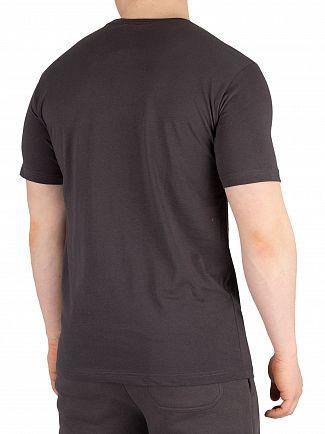 Nicce London Coal Original Logo T-Shirt