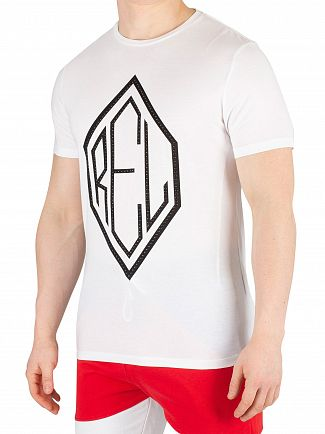 Religion White Stud T-Shirt
