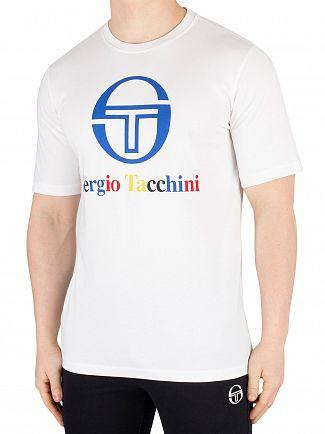 Sergio Tacchini White Chiko T-Shirt