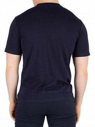 Sergio Tacchini Navy/White Iberis T-Shirt