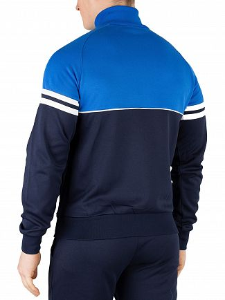 Sergio Tacchini Royal/Navy Orion Track Top