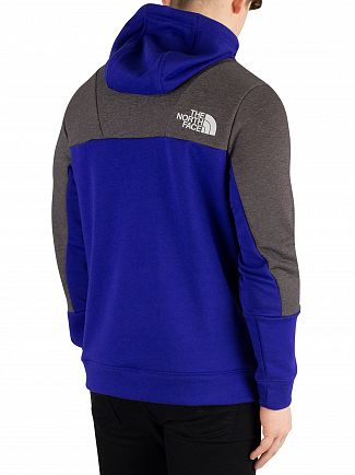 The North Face Lapis Blue Light Hoody