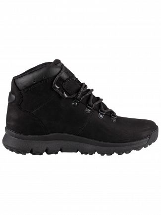Timberland Blackout Nubuck World Hiker Leather Boots