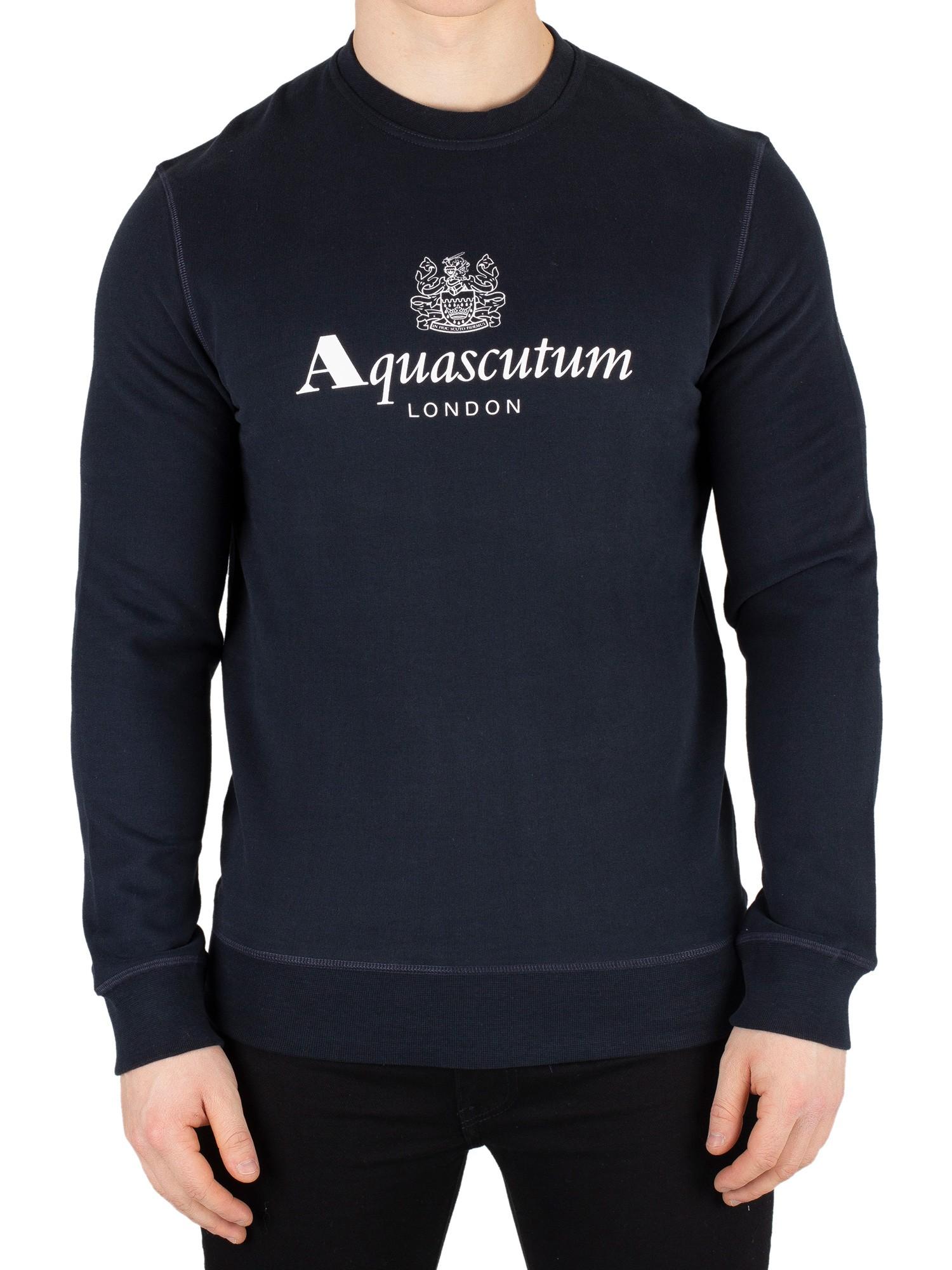 Aquascutum Henry Crest
