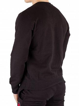 Champion Black Comfort Fit Sweatshirt