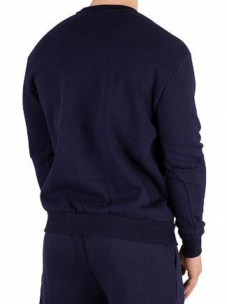 Fila Peacoat BO Logo Sweatshirt