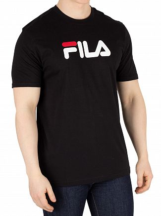 Fila Vintage Black Eagle Graphic T-Shirt