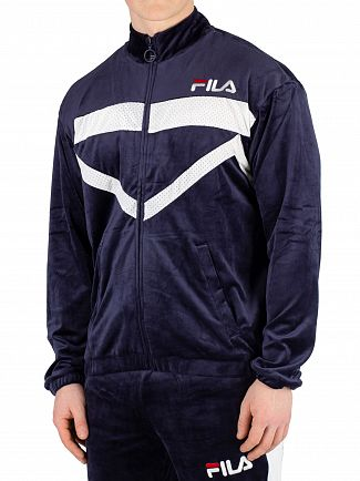 Fila Peacoat Nixon Cut And Sew Jacket