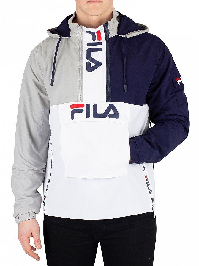 Fila Highrise Parallax Half Zip Jacket