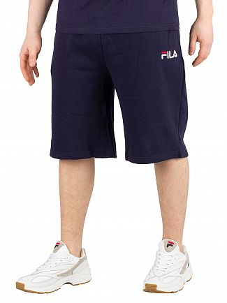 Fila Peacoat Rafi Sweat Shorts