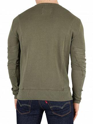 G-Star Dark Shamrock Motac-X Slim Fit Sweatshirt