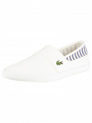 Lacoste Off White/Off White Marice 219 1 CMA Trainers