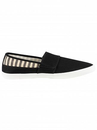 Lacoste Black/Off White Marice 219 1 CMA Trainers