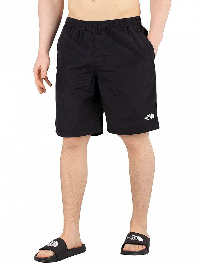 The North Face Black/White Class V Rapids Swimshorts