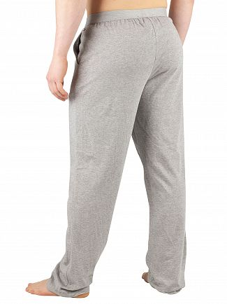 Tommy Hilfiger Grey Heather Logo Pyjama Bottoms