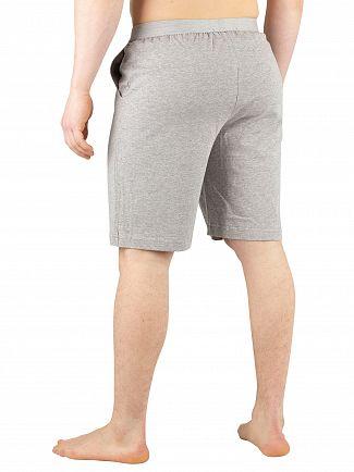 Tommy Hilfiger Grey Heather Logo Pyjama Shorts