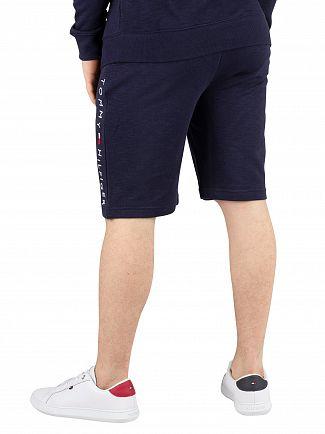 Tommy Hilfiger Navy Blazer Logo Sweatshorts