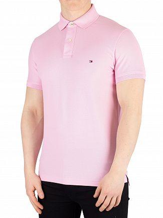 Tommy Hilfiger Sweet Lilac Slim Poloshirt
