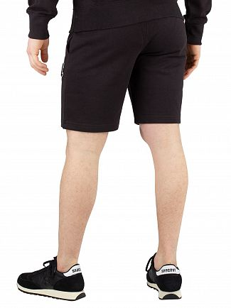 Champion Black Bermuda Sweat Shorts
