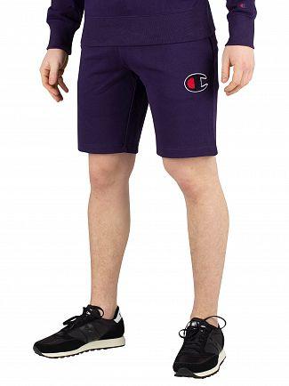 Champion Navy Bermuda Sweat Shorts