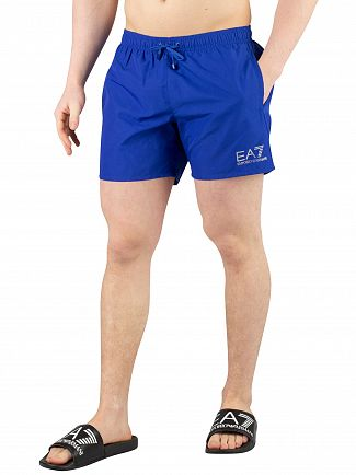 EA7 Surf The Web Sea World Core Swimshorts