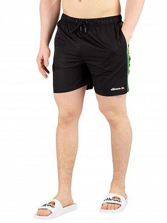 Ellesse Black Apiro Swimshorts