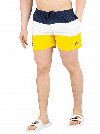 Ellesse Yellow Cielo Swimshorts