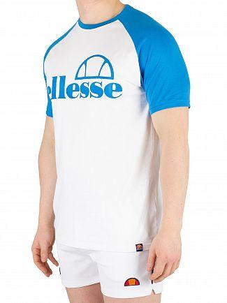 Ellesse White Urano T-Shirt