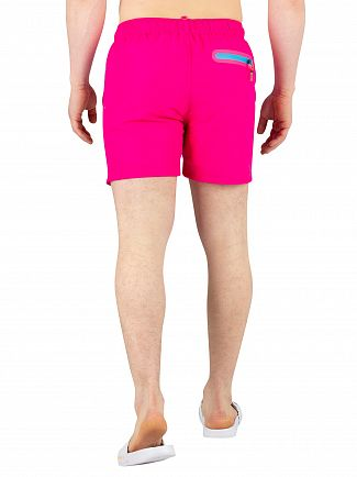 Superdry Sunblast Pink Beach Volley Swimshorts