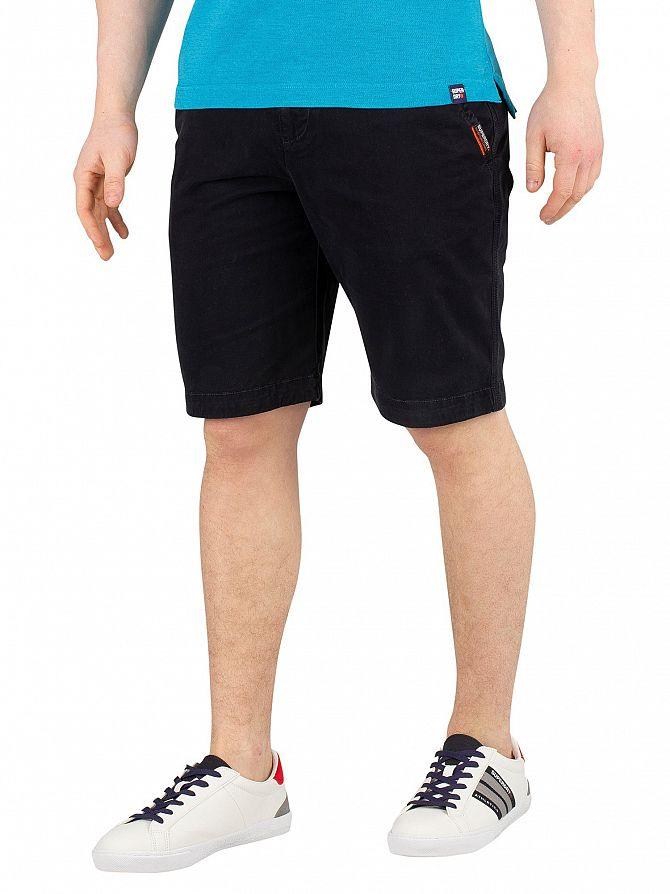 Superdry Midnight Sky International Slim Chino Shorts
