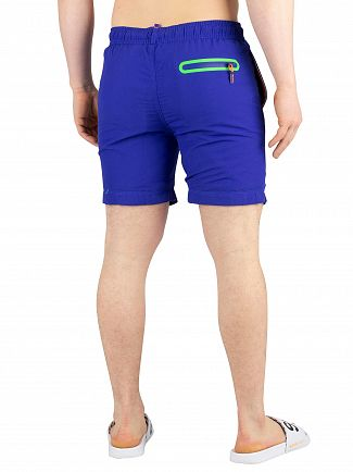 Superdry Racer Cobalt Water Polo Swimshorts