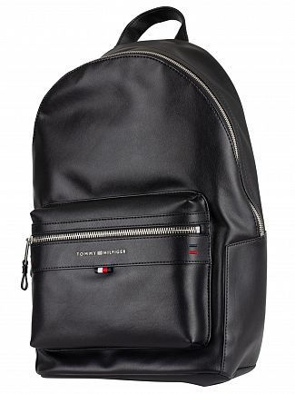 Tommy Hilfiger Black Elevated Backpack