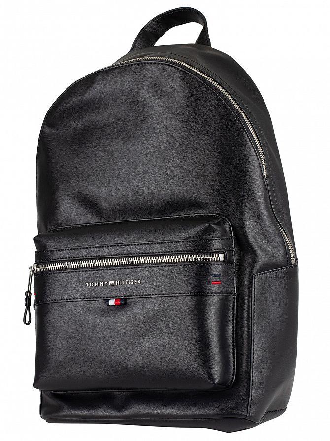 Tommy Hilfiger Black Elevated Backpack