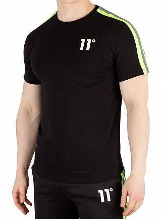 11 Degrees Black Matrix T-Shirt