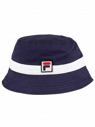 Fila Peacoat/White Basil Bucket Hat