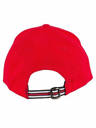 Fila Chinese Red/Peacoat/White Tour Cap