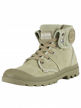Palladium Vetiver/Burnt Olive Pallabrouse Baggy Boots